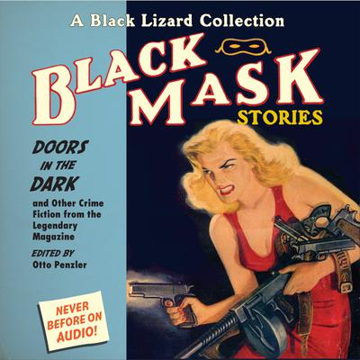 Black Mask 1: Doors in the Dark by Otto Penzler audiobook