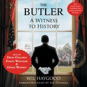 The Butler by  Wil Haygood audiobook