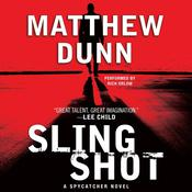 Slingshot by  Matthew Dunn audiobook