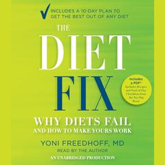 The Diet Fix by Yoni Freedhoff audiobook