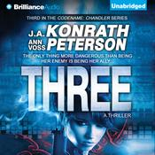 Three by  Ann Voss Peterson audiobook