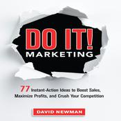 Do It! MARKETING by  David Newman CSP audiobook