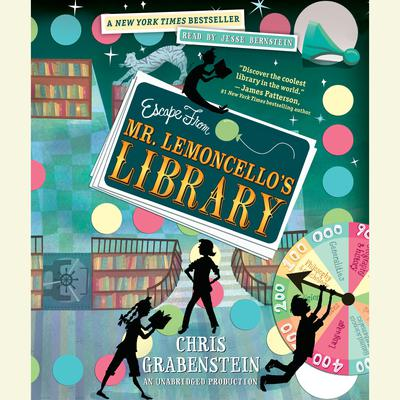 Escape from Mr. Lemoncello's Library by Chris Grabenstein audiobook