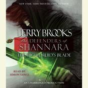The High Druid's Blade by  Terry Brooks audiobook