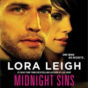 Midnight Sins by  Lora Leigh audiobook