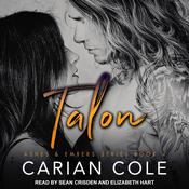 Talon by  Carian Cole audiobook