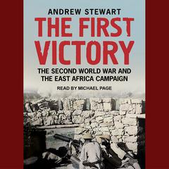 The First Victory by Andrew Stewart audiobook