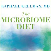 The Microbiome Diet by  Raphael Kellman M.D. audiobook
