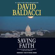 Saving Faith by  David Baldacci audiobook