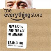 The Everything Store by  Brad Stone audiobook