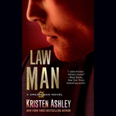 Law Man by Kristen Ashley audiobook