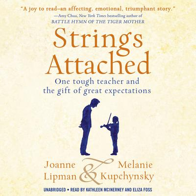 Strings Attached by Joanne Lipman audiobook