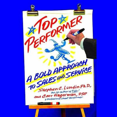 Top Performer by Stephen C.  Lundin audiobook