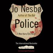 Police by  Jo Nesbø audiobook