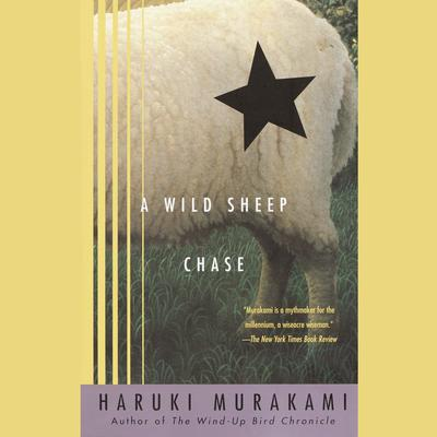 A Wild Sheep Chase by Haruki Murakami audiobook