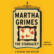 The Stargazey by  Martha Grimes audiobook