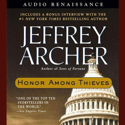 Honor Among Thieves by Jeffrey Archer audiobook