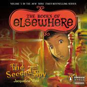 The Second Spy by  Jacqueline West audiobook