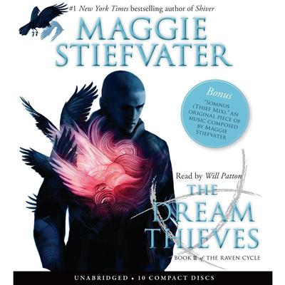 The Dream Thieves by Maggie Stiefvater audiobook