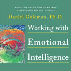 Working with Emotional Intelligence by Daniel Goleman, Ph.D. audiobook