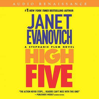 High Five by Janet Evanovich audiobook