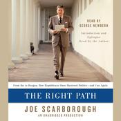 The Right Path by  Joe Scarborough audiobook