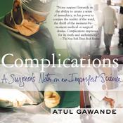 Complications by  Atul Gawande audiobook