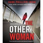 The Other Woman by  Hank Phillippi Ryan audiobook