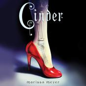 Cinder by  Marissa Meyer audiobook
