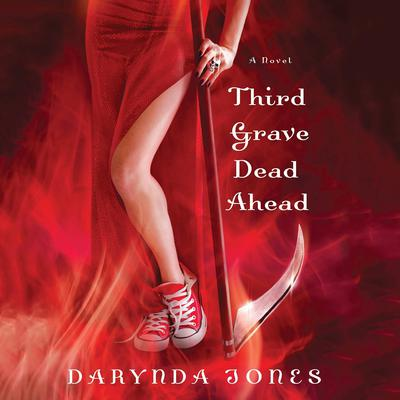 Third Grave Dead Ahead by Darynda Jones audiobook