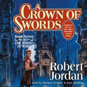 A Crown of Swords by  Robert Jordan audiobook