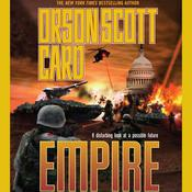 Empire by  Orson Scott Card audiobook