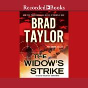 The Widow's Strike by  Brad Taylor audiobook