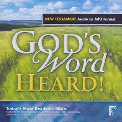 God's Word Heard! by Stephen Johnston audiobook