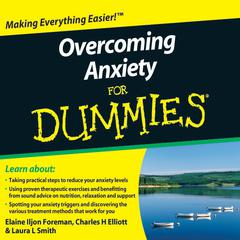 Overcoming Anxiety For Dummies by Elaine Iljon Foreman audiobook