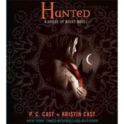 Hunted by  P. C. Cast audiobook