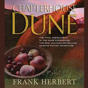 Chapterhouse Dune by  Frank Herbert audiobook