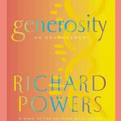 Generosity by  Richard Powers audiobook