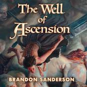 The Well of Ascension by  Brandon Sanderson audiobook