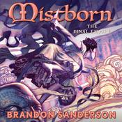 Mistborn by  Brandon Sanderson audiobook