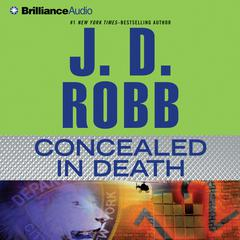 Concealed in Death by J. D. Robb audiobook