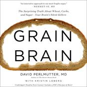 Grain Brain by  David Perlmutter MD audiobook