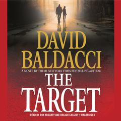 The Target by David Baldacci audiobook