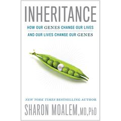 Inheritance by Sharon Moalem audiobook