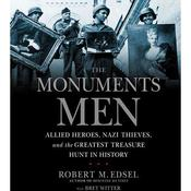 The Monuments Men by  Robert Edsel audiobook