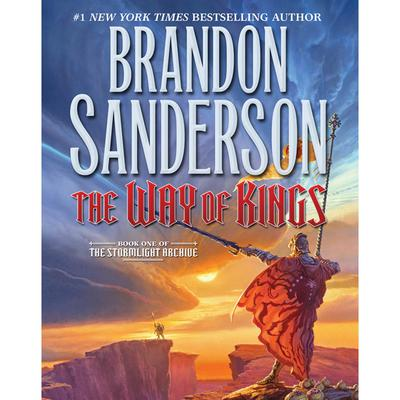 The Way of Kings by Brandon Sanderson audiobook