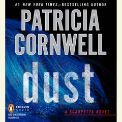 Dust by Patricia Cornwell audiobook