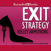 Exit Strategy by  Kelley Armstrong audiobook