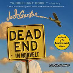 Dead End in Norvelt by Jack Gantos audiobook
