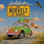 From Norvelt to Nowhere by  Jack Gantos audiobook